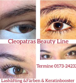 Cleopatras Beauty Line