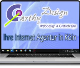 Webdesign & Grafikdesign Carthy